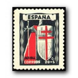 1943 Sellos de España (971). Pro Tuberculosis.**