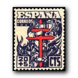 1941 Sellos de España (949). Pro Tuberculosis.**