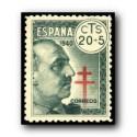 1941 España. Pro Tuberculosis. Edif.948 **