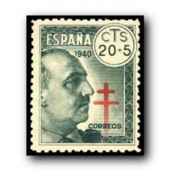 1940 Sellos de España (937). Pro-Tuberculosis.**