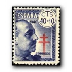 1940 Sellos de España (938). Pro-Tuberculosis.**