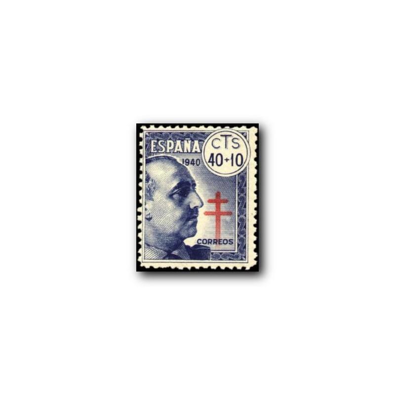 1941 España. Pro Tuberculosis (aéreo). Edif.951 **