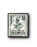 Barcelona, Valencia, Trípticos..