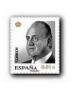 Sellos de España 2008