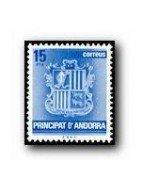 Sellos de Andorra por años completos