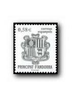 Sellos de Andorra 2007/2014
