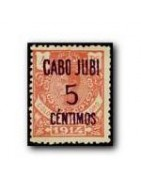 Sellos de Cabo Juby