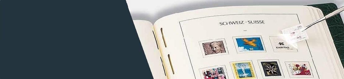 álbumes de sellos